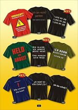Fun COLLECTION Camiseta OFICIO JOB Regalo Elección arbeits-shirts Estampado