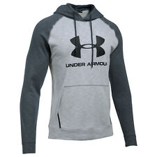 UNDER ARMOUR Felpa con cappuccio UA Sportstyle Fleece da uomo