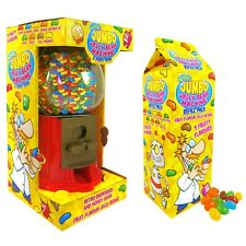 Jumbo Jelly Beans Machine Money Bank Candy Sweets Retro Dispenser (1 Supplied)