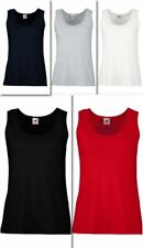 Fruit of the Loom Valueweight Vest Lady-Fit Damen Shirt