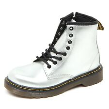 D7264 (sample Not For Sale Without Box) Anfibio Donna Canvas Dr. Martens Boot Ve0xr
