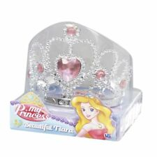 MY PRINCESS BEAUTIFUL TIARA CROWN FOR GIRLS CHILDREN AVAILABLE IN BLUE AND PINK