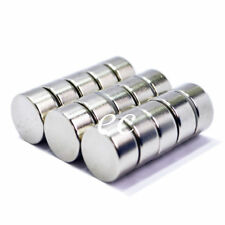 Strong Rare Earth 20mm x 10mm Neodymium 20x10 Cylinder NdFeB Round Magnets