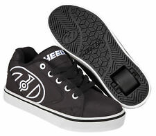 Heelys VOPEL pattini -NERO/bianco + GRATIS DVD