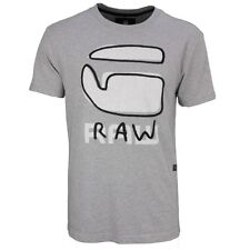 G-Star Raw T Camiseta cuello redondo gris Relaxed Fit Relax Scoop d03418 336 906