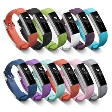Secure Strap for Fitbit Alta Band Wristband Buckle Bracelet Fitness Tracker