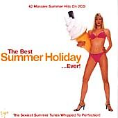 168 The Best Summer Holiday Album in the World...Ever (2CDs)(2000) - Various