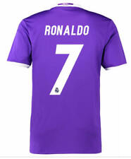 Cristiano Ronaldo Real Madrid Kids Away Shirt 2016/17