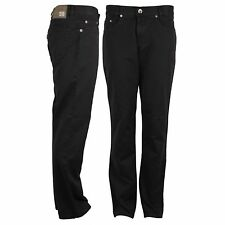 JOKER WALKER Vaqueros Confort FIT Algodón Negro Denim 131 3800 11 WALKER