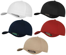 ORIGINALE Flexfit Basecap BASEBALL BERRETTO Fitted Berretto da baseball NUOVO