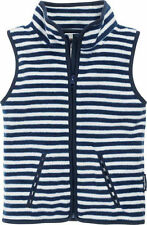 Playshoes pile - Giacca MARITTIMO poliestere Oeko-Tex BLU/bianco a righe