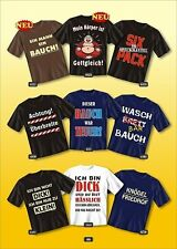 Fun COLLECTION Camiseta Grueso GRASA DIETA Vientre XXL Regalo Elección Estampado