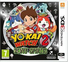 YO-KAI WATCH 2: Psychic Specters (Nintendo 3DS) NEW PAL Sealed