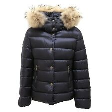 2128V piumino bimba MONCLER ALICE giubbotto blue jacket kid