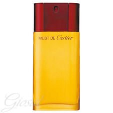 Profumo Donna Cartier Must Eau de Toilette 50ml 100ML GIOSAL