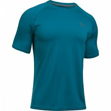 Under Armour Nueva EU Tech Ss Camiseta deportiva Camisa Funcional Fitness