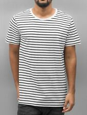 Urban Classics Uomini Maglieria / T-shirt Striped
