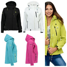 Geographical Norway Chaqueta Softshell para mujer tehouda Outdoor S -XXL