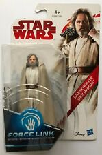 NEW Disney/Hasbro Star Wars Last Jedi Force Link Collectable Figures 3.75""