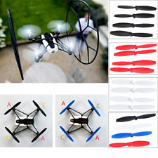 4pcs Propeller Blades Props for Parrot Minidrone Rolling Spider Airborne Drone