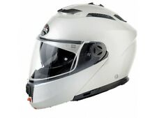 Casco Integrale Apribile Airoh Phantom S Color Bianco Lucido