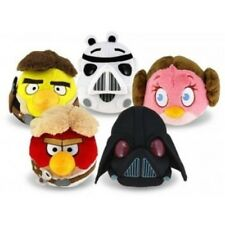 Angry Birds Star Wars 12 CM PELUCHE UCCELLO PUPAZZO DARTH VADER STORMTROOPER