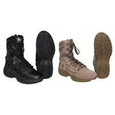 Stivali TATTICO FODERATO Scarpe Stivali Outdoor Security Army stivali
