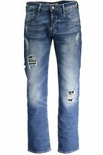 *81577 JEANS UOMO  GUESS JEANS COLORE BLU