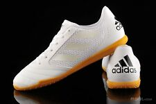 Adidas ACE 17.4 Sala Mens Indoor Football Trainers White/Black FREE DELIVERY