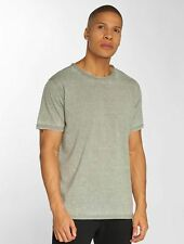 Urban Classics Uomini Maglieria / T-shirt Stripe Burn Out