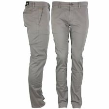 BOSS ORANGE Pantalones Chinos Gris schino Ajustado 50379152 012