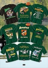 Fun COLLECTION CAMISETA ANGEL Pesca Pescador Regalo cebos Elección Estampado