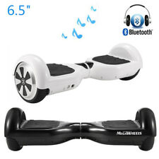 """6,5"""" Bluetooth Patinete Electrico Scooter Overboard 2 Ruedas Auto Equilibrio"""