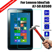 100% Genuine Tempered Glass Clear Screen Protector Guard Film For Lenovo Tablet