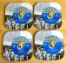 Northern Soul coasters, Wigan Casino Coasters, Mod Scooters Hard Back Coasters
