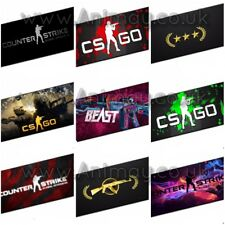 New CSGO Counter Strike Global Offensive Gaming Computer PC Mouse Mat Pad 70x30