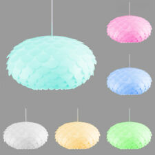 Artichoke Style Easy Fit Ceiling Pendant Shade + RGB Colour Changing Light Bulb
