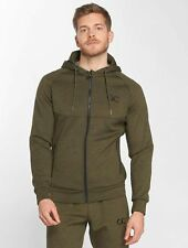 GymCodes Uomini Maglieria / Hoodies con zip Athletic-Fit