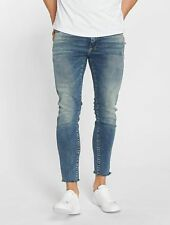 Mavi Jeans Uomini Jeans / Jeans straight fit Leo Cropped