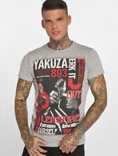 Yakuza Uomini Maglieria / T-shirt Jerk it out