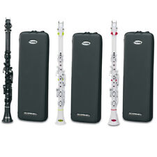 Nuvo Clarineo C Clarinet Outfit - Black, Green or Pink