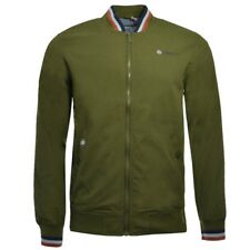 LAMBRETTA CLOTHING TRIPLE TIPPED MONKEY JACKET GREEN, NEW! MOD-SKINHEAD-CASUAL