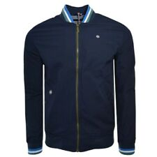 LAMBRETTA CLOTHING TRIPLE TIPPED MONKEY JACKET NAVY, NEW! MOD-SKINHEAD-CASUAL