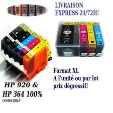 Cartouches compatibles XL pour  HP 920, HP 364 OfficeJet 6500AIO 6500W 6500 WIFI