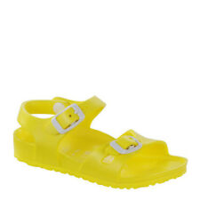 SANDALO BIRKENSTOCK RIO KIDS YELLOW ART 126173