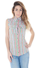 *49685 CAMICIA DONNA  DENNY ROSE COLORE MULTICOLORE