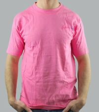 GOTCHA T-SHIRT UOMO ROSA MAGLIETTA taglia L STOCK originale chic outlet fashion