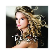 Taylor Swift - Fearless (2009) CD