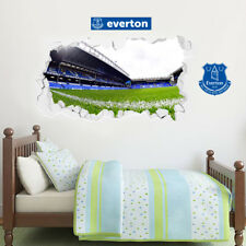Everton Football Club Goodison Stadium Day Smashed Wall Mural Sticker Decal Gift