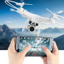 Quadcopter Helicopter Altitude Hold 3D Flips WIFI Camera Remote Wide Angle